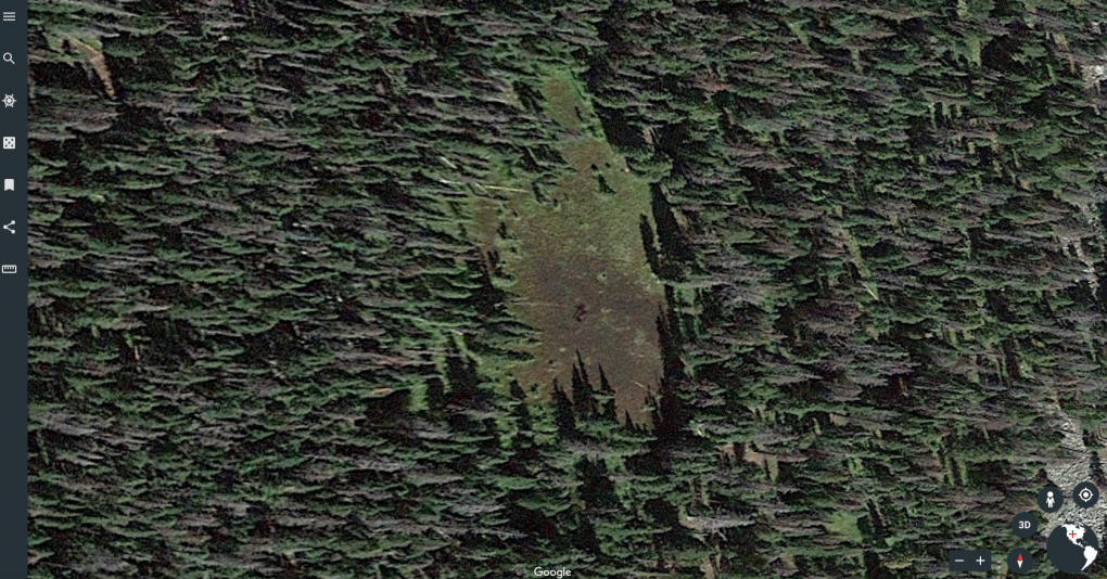 Google Earth example