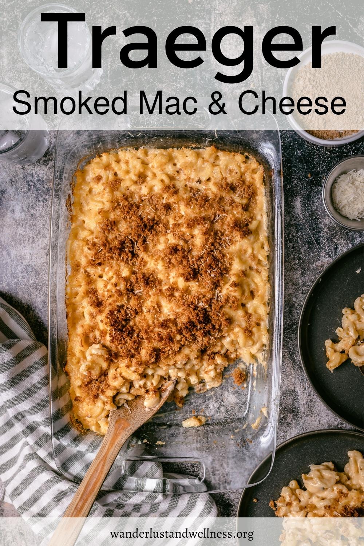 Traeger Mac & Cheese