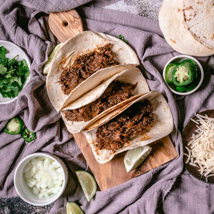 traeger beef taco recipe